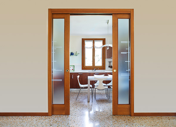 Extensi n puerta corredera interior de doble hoja eclisse - Puerta corredera doble hoja ...